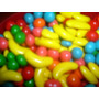 Bolsa De Frutitas De 5 Kg Dulce Para Maquinas Chicleras