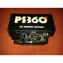 Ps360+ & Tablero Para Arcadestick