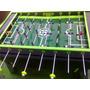 Juego Completo De Varillas Con Accesorios Para Futbolito