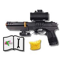 Juguete Marcadora Airsoft Spring Bbs M39gl Gotcha Xtreme