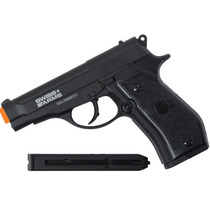 Beretta 84fs Airsoft .177 Co2 Full Metal Super Pesada Nuevas