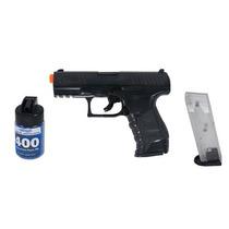 Juguete Marcadora Ppq Walther Airsoft Bbs Gotcha Xtreme