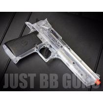 Airsoft Magnum .44 + 2500 Bullets De Regalo Gotcha