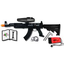 Marcadora Tippmann X7 Phenom Ak47 Mecanica Co2 Gotcha Xtreme