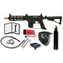 Marcadora Tippmann Project Salvo Sierra Gotcha Paintball Lbf