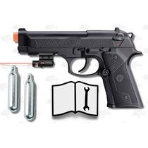 Marcadora Airsoft Beretta Elite 2 Co2 Bbs 6mm Xtreme