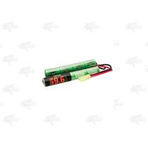 Bateria Pila Recargable Airsoft Valken 9.6v 1600mah Xtreme