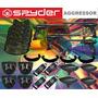 Paquete 4 Marcadoras Spyder Aggressor Paintball Gotcha Lbf