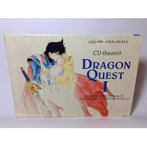 Dragon Quest I 1 Drama Cd Theater & Ilustration Booklet