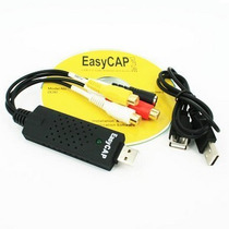Tarjeta Capturadora Video Y Audio Usb 2.0 S-video Easycap