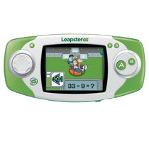 Consola De Juegos Portatil Leapster Gs Explorer