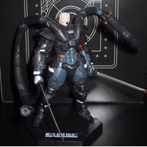 Solidus Snake Metal Gear Solid 2 Substance