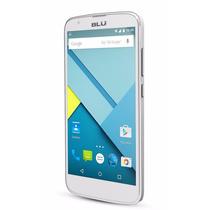 Teléfono Blu Studio Plus Gsm 4gb Microsd Desbloqueado-blanco