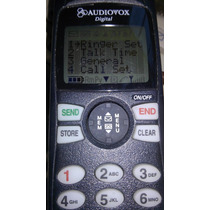 Celular Audiovox Tdm2500 Del Año 2000