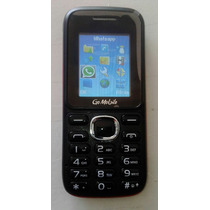 Gomobile Astro $ 175 Liberado, Doble Sim, Mp3/mp4, Cam,