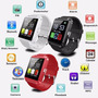 Smartwatch U8 Pro Reloj Inteligente, Bluetooth, Iph. Android