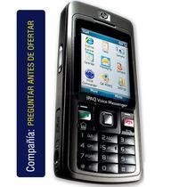 Hp Ipaq 500 Cám 1.3 Mpx Bluetooth Wifi Mini Usb Mensajería