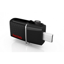 Memoria Flash Sandisk Ultra Doble Otg 64gb Usb 3.0/micro-usb