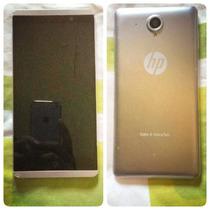 Celular Hp Tablet Slate Voice Tab 6 Color Plata