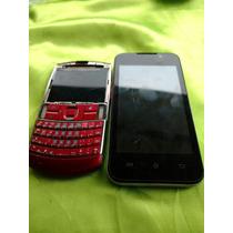 Lote De 2 Telefonos Mobo Para Partes