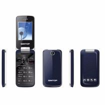 Celular De Tapa (folder) Liberado Telcel Movistar Mp3 Camara