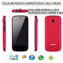 Telefono Android Oferta Nuevo Facebook Whats App Twitter 4