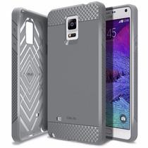 Funda Para Celular Obliq Galaxy Note [flex Pro] [negro] Thi