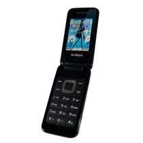 Celular Flip Negro Teclado Ancianos Adultos Mayore Bluetooth