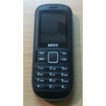 Celular Lanix W32, Color Negro, Telcel