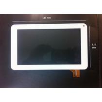 Touch Cristal Blanco Tablet 7 Pulgadas China Rca Y Philips