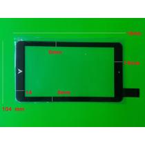 Touch Tablet Lanix Ilium Pad E7 V4 Flex: Hs1285 V071