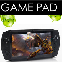 Consola Game Pad 7 Pulgadas Psx Android Wifi Juegos 3d