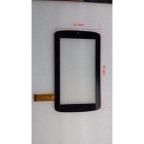 Touch Cristal Tablet Tech Pad Xtap Dual C781+ Hm4