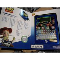 Toy Story-tableta Educativa Disney/pixar Español-ingles*vbf