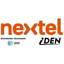 Chip Nextel Libre Prepago Lada 55 Iden