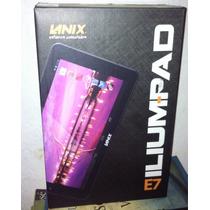 Lanix Ilium Pad E7 Con Garantía De 1 Año. Nueva