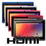 Tablet 7 Android 4.4 2 Nucleo 512 Ram 8gb 2 Camaras Garantia