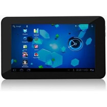 Tablet Acteck 7 Bleck Cpu A33 8gb Flash 1gb Ram Android 4.4