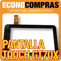 Touch Tablet China 7 Universal Flex Gt70x 100% Nuevo!!!!!!!
