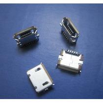 50 Piezas Conector Micro Usb 5 Pines Tipo B