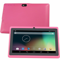 Tablet Android 4.4 Cuatro Nucleos Wifi Doble Cámara