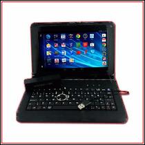 Tablet Rodmath Rd788k 7 Android Teclado Power Bank Gratis