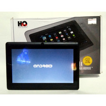 Tablet 7 Hq-x7blk Android High Quality Nueva