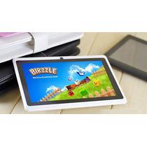 Tablet 7 Android 5 1gb De Ram 8gb, Doble Camara