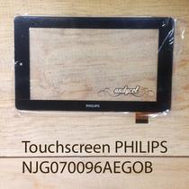 Touch Tablet Philips Njg070096aeg0b-v2