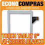 Touch Tablet China 9 Universal At-c8035b Blanca 100% Nuevo!