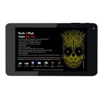 Tablet Sim700 Simpson 7 Pulg Dual Core Android 4.4 Tech Pad