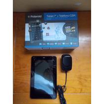 Tablet Con Celular 3g Polaroid Seminueva Detalle