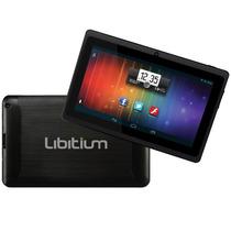 Tablet Libitium 7 Pulgadas Plus Camara 512mb Ram Android Oc