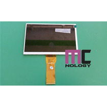 Pantalla Lcd Display Tablet China O Marca 7 Pulgadas 1.5mm